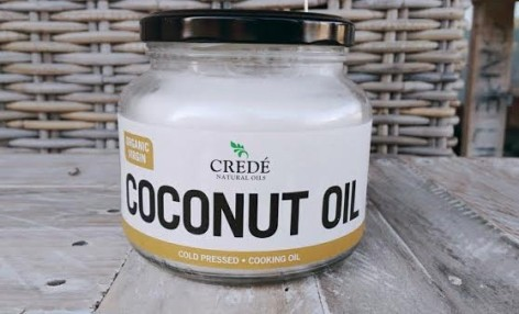 Courageous Coconut Oil